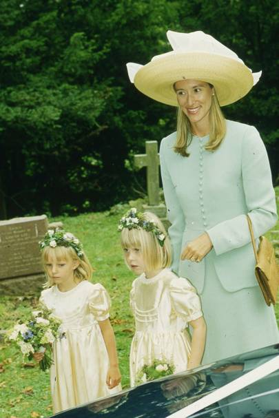 Sara Dudgeon, Victoria Dashwood and Mrs Edward Dashwood