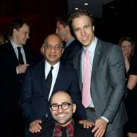 Craig Kielburger, Spencer West and Rumi Verjee