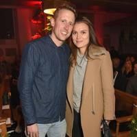 George Frost and Emma Borgerhoff Mulder