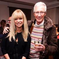 Jo Wood and Paul O'Grady