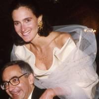 Gerard Mizrahi and Paulette Mizrahi