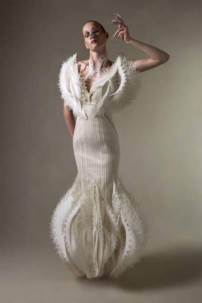 Vestido de Novias Alta Costura