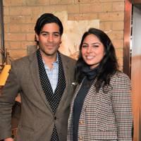 Omar Mangalji and Alicia Mangalji