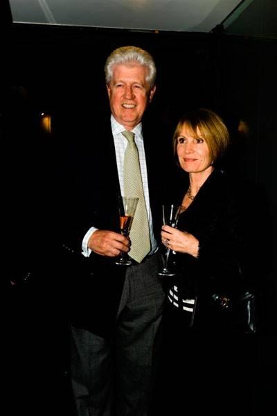 Edward Asprey and Cristina Asprey