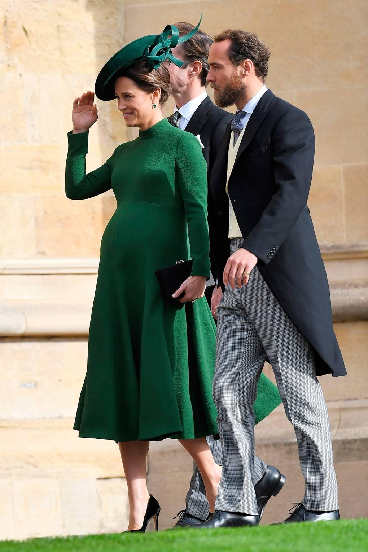 Princess Eugenie And Jack Brooksbanks Royal Wedding Guests Tatler