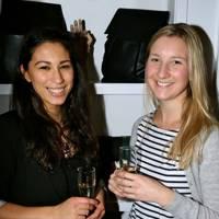 Dyra Trikka and Miriam Bennett Houlton