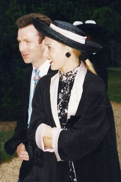 Mark Hopkins and Lady Kathryn Brudenell-Bruce