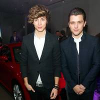 George Shelley and JJ Hamblet