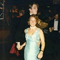 Sophia Cunningham and Frank Muir