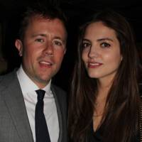 Lenny Frost and Kirsty Davies