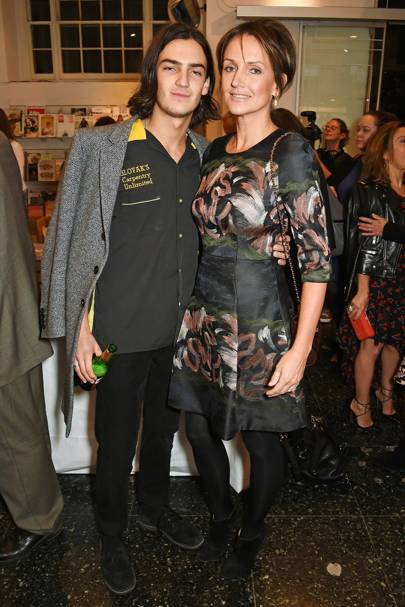 Finn Constantine and Saffron Aldridge
