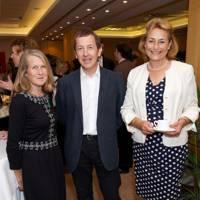 Rosemary Herbert, Michael Broom-Smith and Sally Hobbs