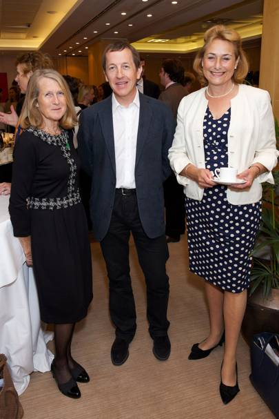 Rosemary Herbert, Michael Broom-Smith and Sally Hobbs