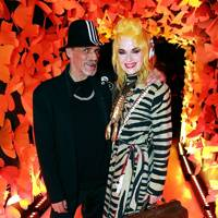Judy Blame and Pam Hogg