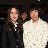 Tania Fares and Angelica Cheung