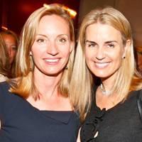 Kate Carrafiell and Andrea Hamilton