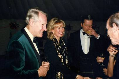 Lord Selkirk of Douglas, Lady Selkirk of Douglas, Richard Callender and Peter McNally