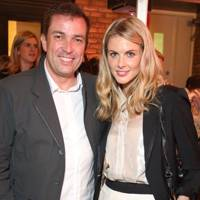 Laurent Potdevin and Donna Air