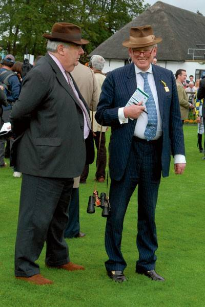 John Jenyons and Peter Cairns