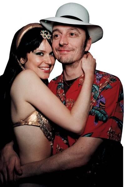 Henrietta Tiefenthaler and Hugo Nicolson
