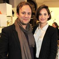 Nicholas Kirkwood and Ruth Wilson