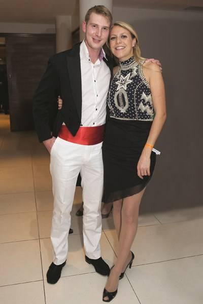 Count Sebastian Tarnowski and Eugenie Stockwell