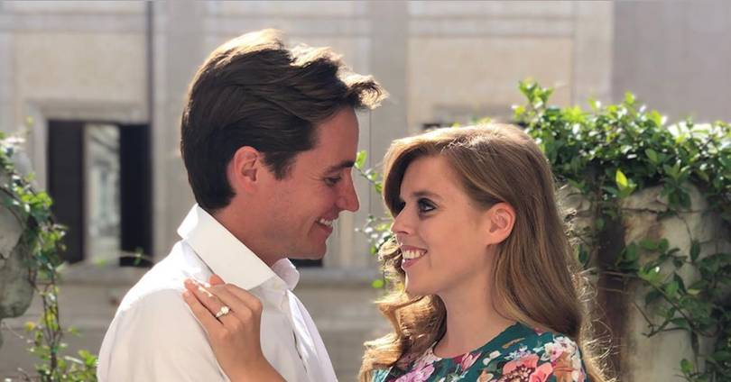 Princess Beatrice is engaged to Italian millionaire Edoardo Mapelli Mozzi