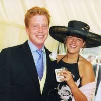 Peter Dykes and Emily Braithwaite