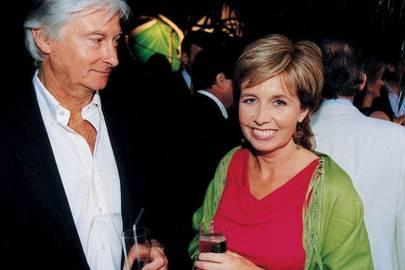 Prince Nicholas von Preussen and Mrs Hans von Celsing