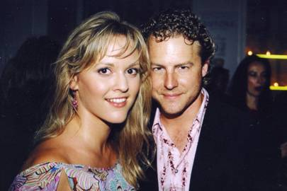 Clemency Burton-Hill and Samuel West