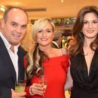 Rael Braverman, Sherlie Levine and Hollie de Keyser,