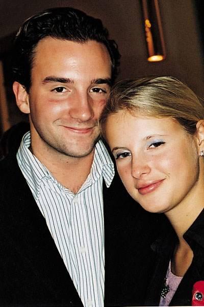 Stefan Winkler and Venetia Hargreaves-Allen