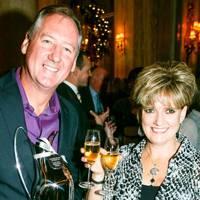 Brian Gardiner and Jane Gardiner