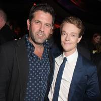 Patrick Baladi and Alfie Allen
