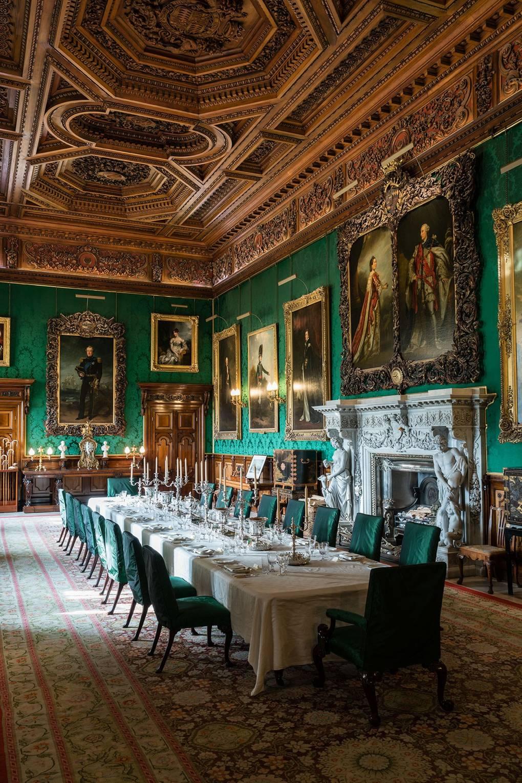 Duke of Northumberland on Alnwick Castle interview | Tatler