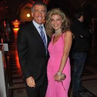 Steve Varsano and Lisa Tchenguiz