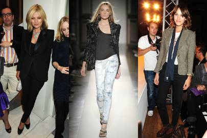 2009 - Skinny jeans