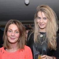 Jess Fildes and Natasha Danson