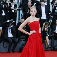 Gabriella Wilde at the opening ceremony
