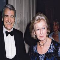 Lord Eatwell and Princess Alexandra