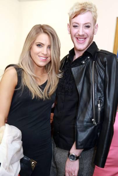 Olivia Cox and Lewis Duncan Weedon