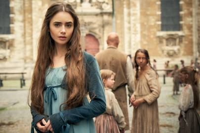 Les Misérables, BBC One