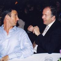 Tim Gosling and Lord Bruce Dundas