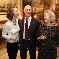 The Countess of Lucan, John Bennett and Stephanie Bennett