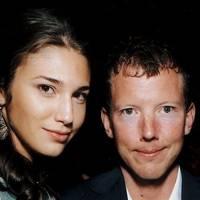 The Hon Nat Rothschild and Evgenia Slioussarenko