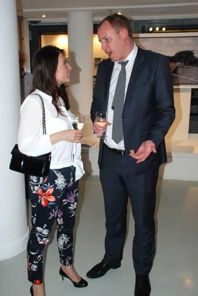 Adriana Nichols and Tim Nichols