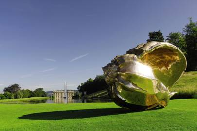 Spiral of the Galaxy, by Marc Quinn