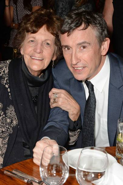 Steve Coogan and Philomena Lee
