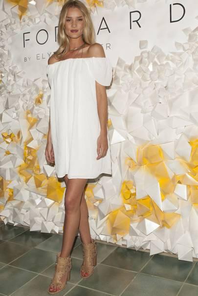Rosie Huntington-Whitely