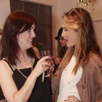 Teresa Tarmey and Amber Atherton